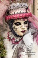 Karneval in Venedig 2019 Nachmittag