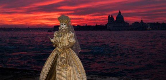 Best of Karneval in Venedig 2019 – Teil 4 – Am Abend