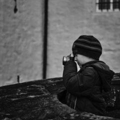 Erstes Fotoshooting