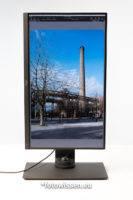 *fotowissen Test BenQ SW270C - Höhenverstellbar