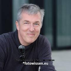 Portrait mit Fujifilm-Filmsimulationen