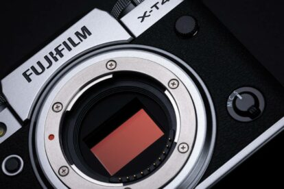 Neue Fujifilm X-T4 DSLM