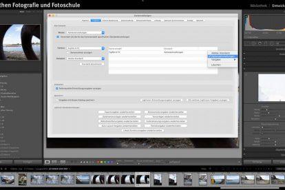 Neuerungen Lightroom 9.2 Update - Neue Vorgaben