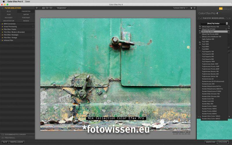 Nik Collection Color Efex Pro - NIK COLLECTION