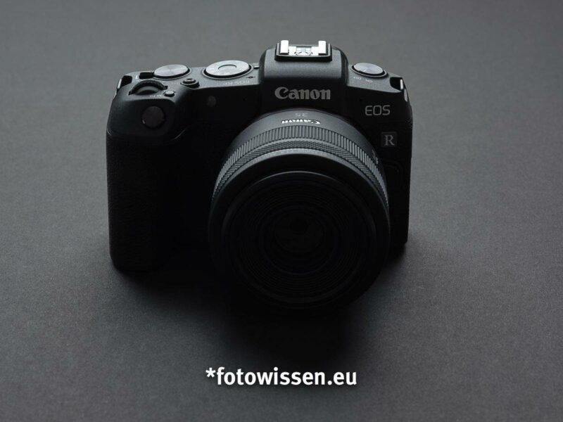 Test Canon EOS RP DSLM