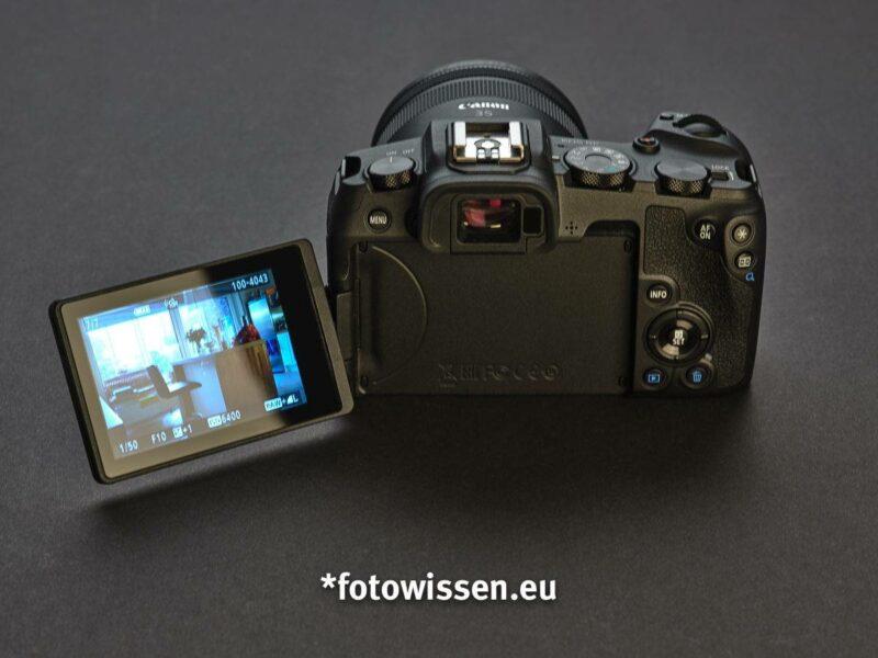 Test Canon EOS RP DSLM mit RF 35mm 1.8 IS Macro STM