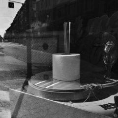 Fuji-JPG-Rezept – Filmsimulation Black & White-Street