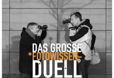 Das große *fotowissen-Duell - Achim versus Peter