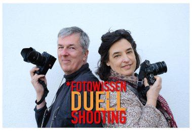 *fotowissen-Duell-Shooting #2 - Kira versus Peter - Medienhafen Düsseldorf