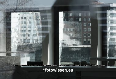 Fujifilm ETERNA BLEACH BYPASS Filmsimulation