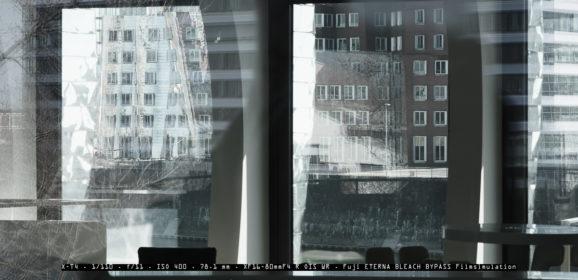 Fujifilm Filmsimulation ETERNA BLEACH BYPASS