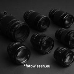 Firmware Update Fujifilm Objektive
