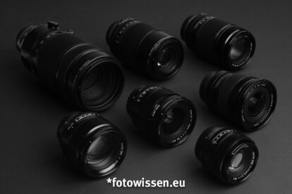 Fujifilm XF-Objektive