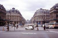 Paris 1981 - Analoges Foto