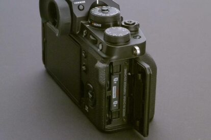 Praxis-Test Fujifilm X-T4 DSLM