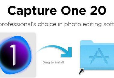 Capture One Installation