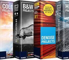 Kostenloses Software-Paket Franzis