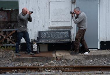 Dirk versus Peter - *fotowissen-Duell-Shooting #3 - Eisenbahnmuseum Bochum