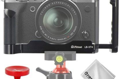 Handgriff für Fujifilm X-T4 - Zubehör