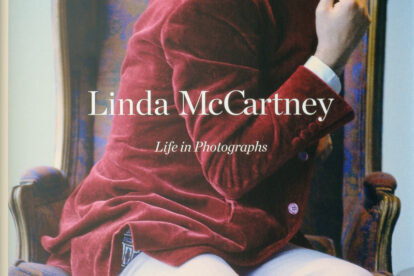 Linda McCartney - Life in Photographs - Buch CoverLinda McCartney - Life in Photographs - Buch Cover