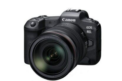 Canon EOS R5 - Spiegellose Systemkamera