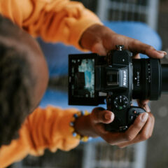 Nikon Z5 und neues Zoomobjektiv