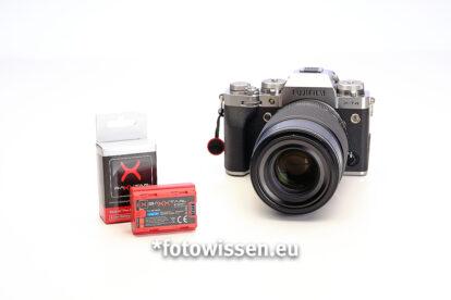 Preiswerter Ersatzakku Fujifilm X-T4