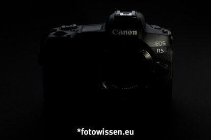 Test Canon EOS R5 DSLM