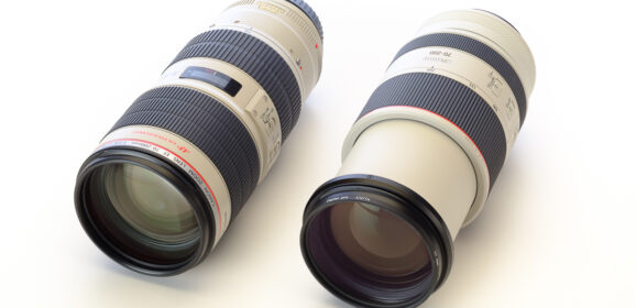 Test Canon EOS R5 mit EF-Objektiven versus RF-Objektiven