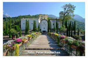 Meran - Gärten von Schloss Trauttmansdorff