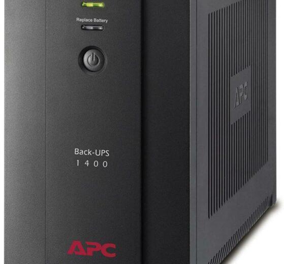 Unterbrechungsfreie Stromversorgung APC-USV