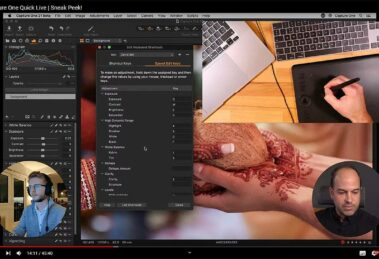 Capture One 21 – Neue Funktionen mit Video