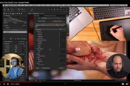 Capture One 21 – Neue Funktionen mit Video