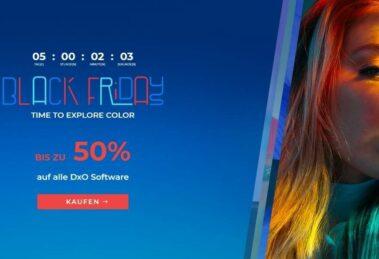 DXO Black Friday Angebote