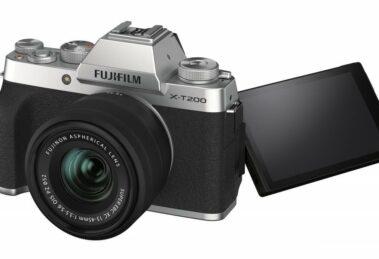 Kamera für Kinder (und Erwachsene) - FUJIFILM X-T200