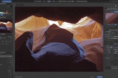 DxO PhotoLab 4 mit Rauschverminderung Deep Prime