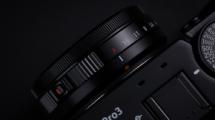 Fujifilm XF27mmF2.8 R WR Blendenring