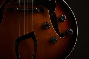 Gitarre Hagstrom HJ800 - Foto: Peter Roskothen