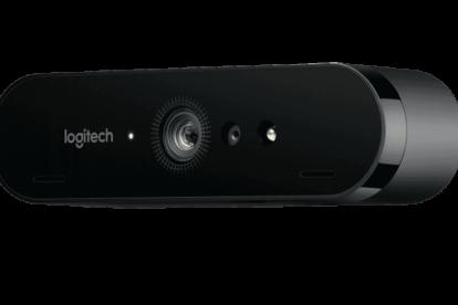 Testsieger Logitech BRIO 4K STREAM EDITION- Beste Webcam für Online Unterricht, Homeoffice und Videokonferenzen (Streamen), 4K und HD