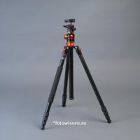 *fotowissen Test K&F Stativ SA254T1